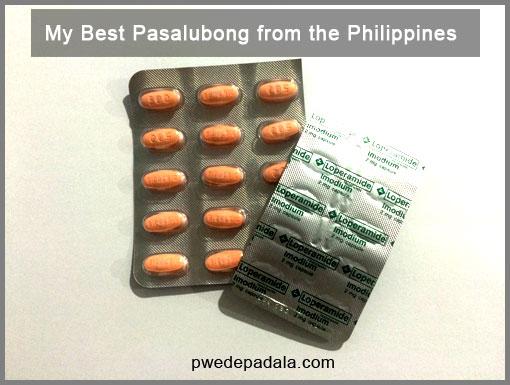 Paracetamol and Loperamide