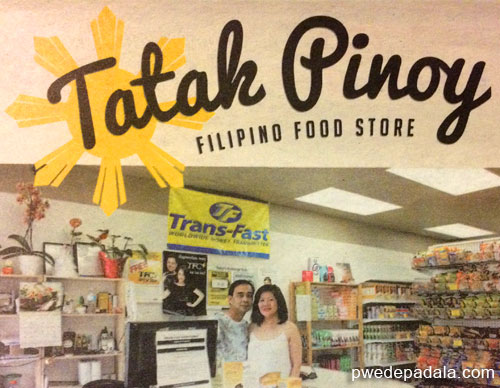 Tatak Pinoy Convenience Store