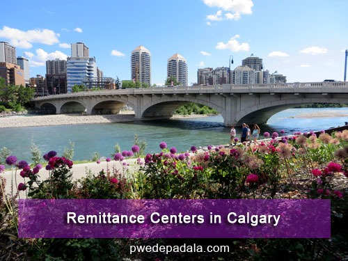 Remittance Centers in Calgary