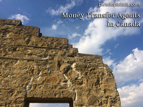 Money Transfer Agents