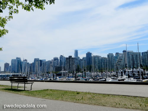 Stanley Park in Vancouver, British Columbia