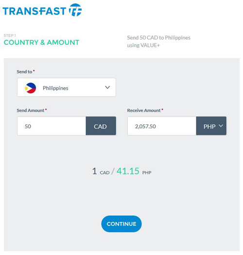 Pay PhilHealth Contribution Via Transfast