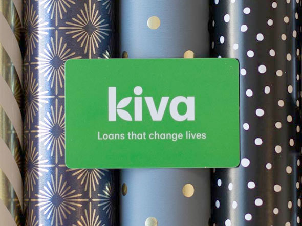Buy a Gift Card and Shop in Kiva