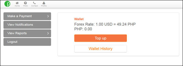 Pay Online the MP2 Contribution on PayPilipinas