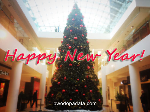 Christmas Tree at TD Square