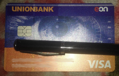 Transfer PayPal Funds in Unionbank EON Visa Card