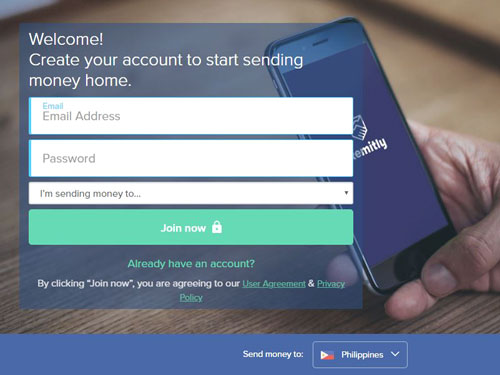 Send Money Online Through Remitly