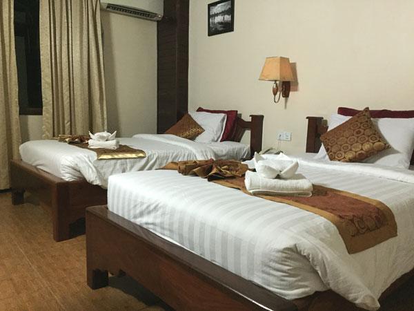 Angkor Pearl Hotel - Standard Twin Room