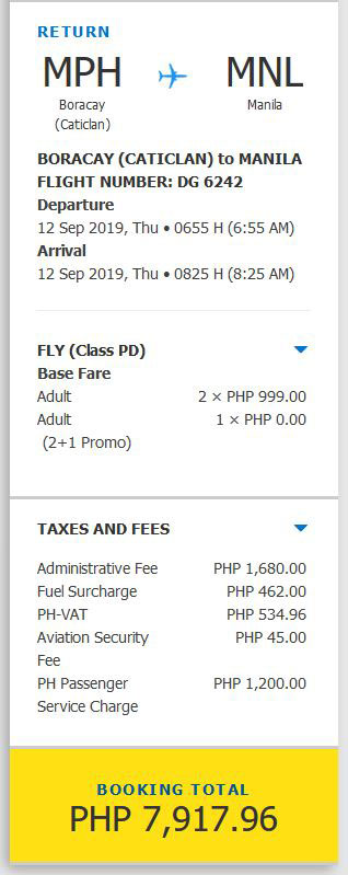 Cheap Flight - Promo Sale