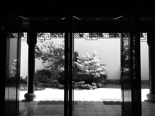 Dr. Sun Yat-Sen Chinese Garden in Vancouver