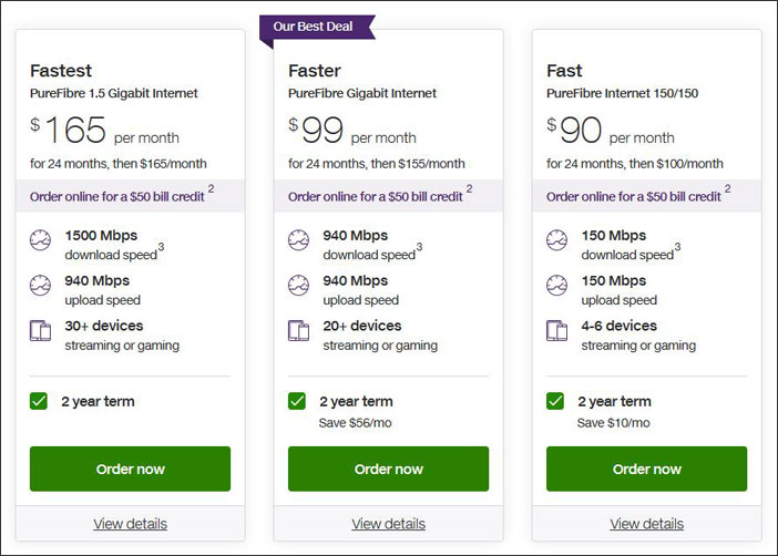 Telus Internet Plans in Calgary