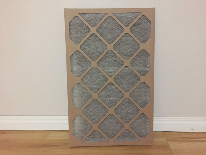 2 common tenant problems - dirty furnace filter
